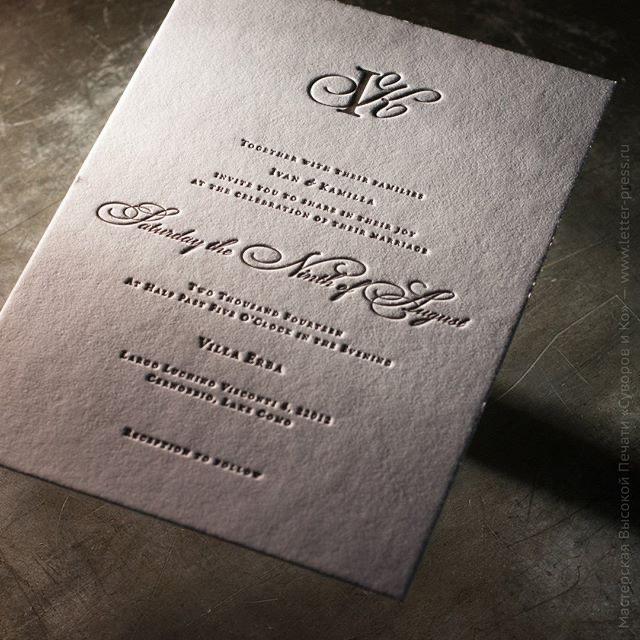 Высокая печать на хлопке, свадебное приглашение.#высокаяпечать #приглашение #свадебная #оттиск #тиснение #типография #премиум #премиумполиграфия #мастерскаяручнойпечати #suvorovpress #letterpress #wedding #invitation #hotfoil #printing