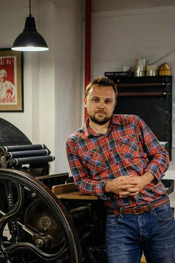 suvorov letterpress