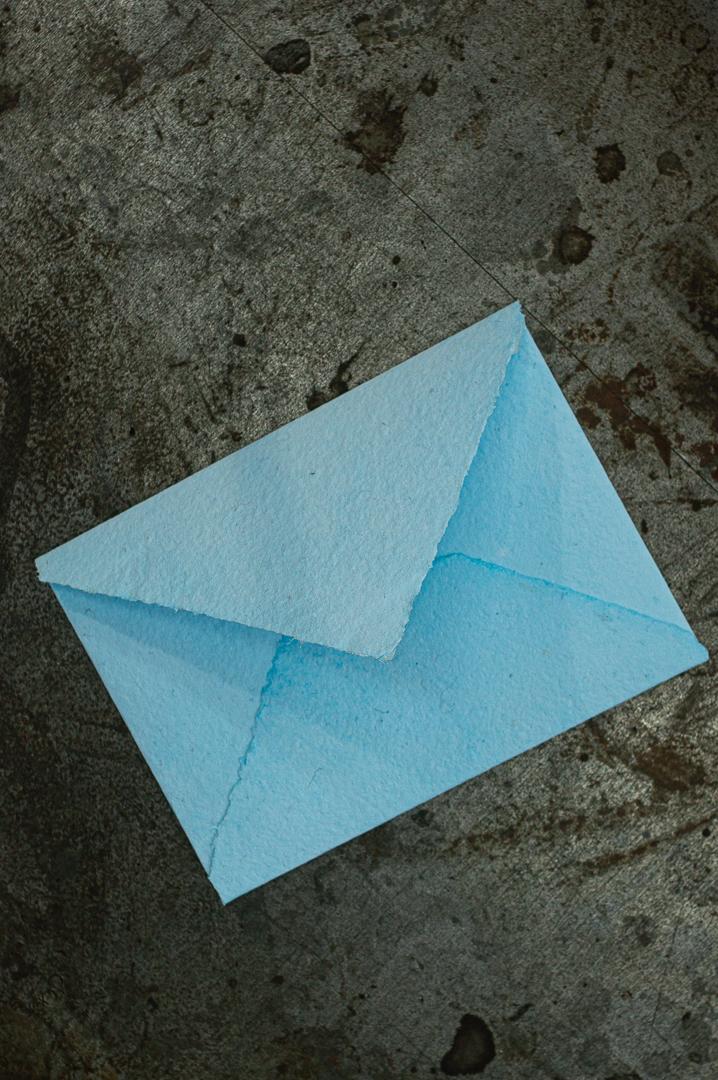 Конверт ручной работы — ручной отлив бумаги, бумага ручного отлива